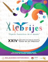 Concurso SRE Alebrijes 2020