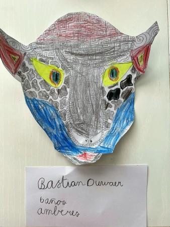 Bastian Duwaer - Amberes - 6 años