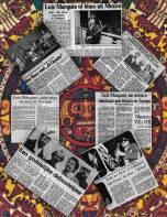 Luiz Marquez press collage